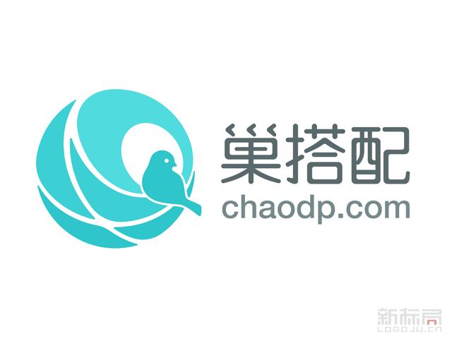 巢搭配标志logo