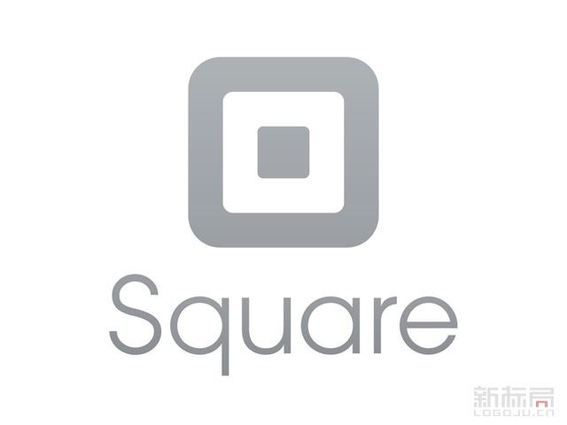 美国SQUARE移动支付公司标志logo
