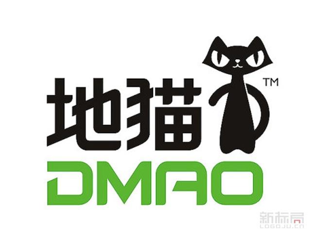 地猫DMAO扫地机器人标志logo