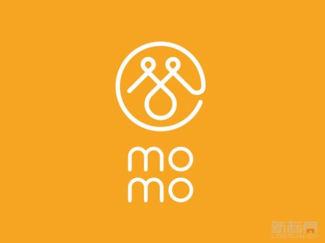 MOMO标志logo