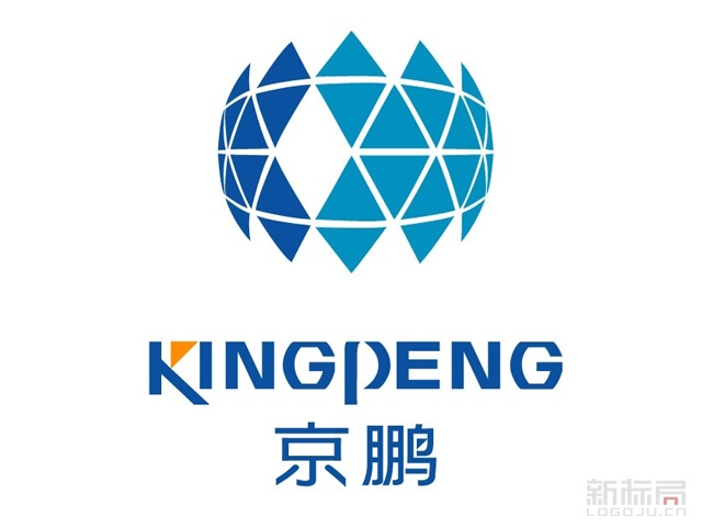 京鹏科技标志logo