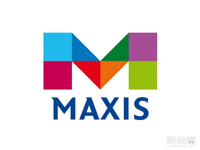 MAXIS游戏开发公司标志logo
