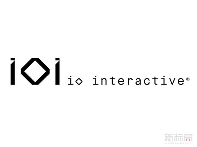 游戏开发商IO InTeractive标志logo