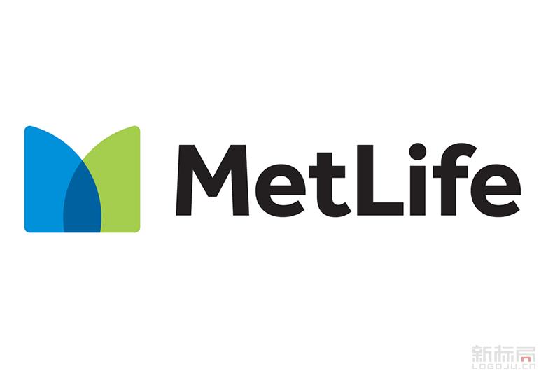 美国大都会人寿保险公司MetLife标志logo