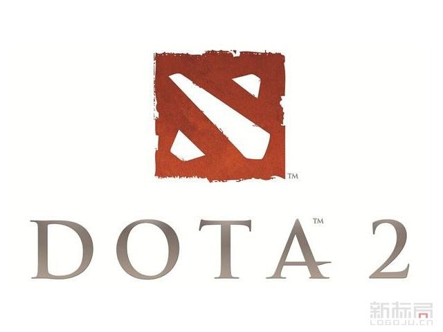 刀塔DOTA2游戏标志logo