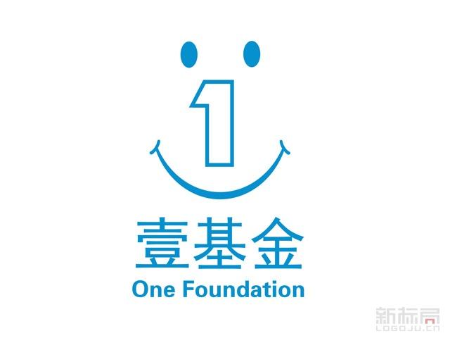 李连杰壹基金标志logo