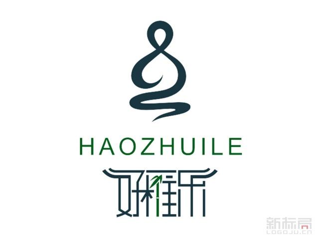 好椎乐理疗会馆标志logo