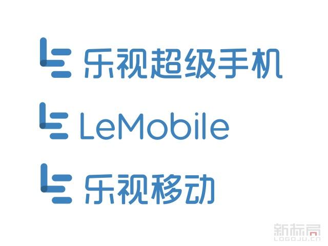 乐视移动超级手机LeMobile标志logo