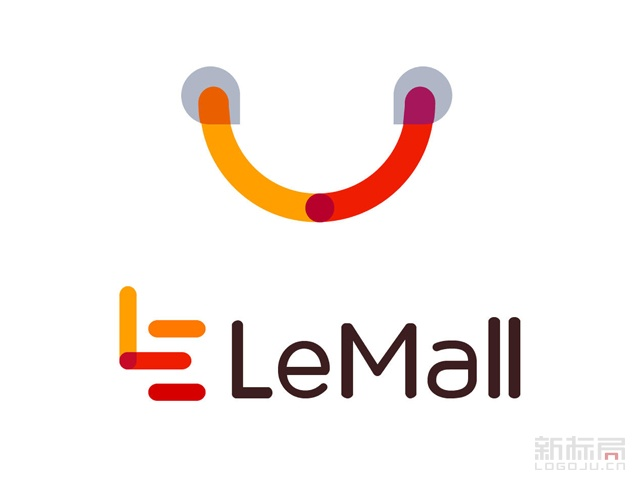 乐视商城LeMall标志logo