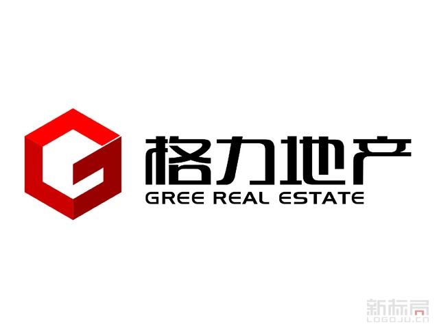 格力地产标志logo