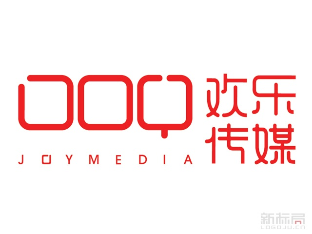 欢乐传媒标志logo