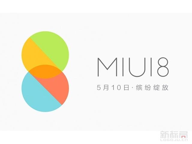 小米手机miui系统标志logo
