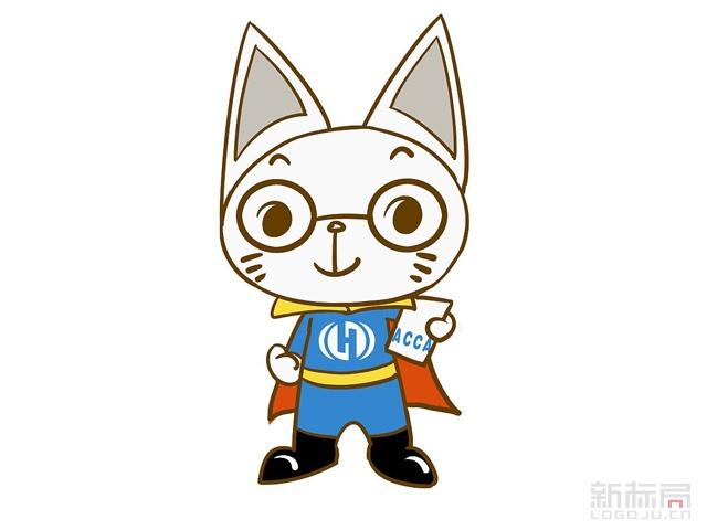 财华国际吉祥物cat