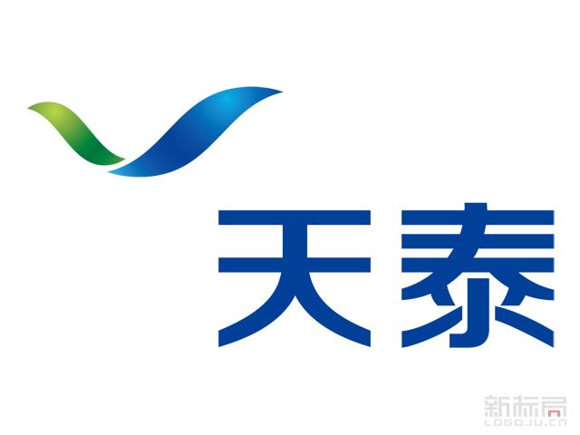 天泰集团标志logo