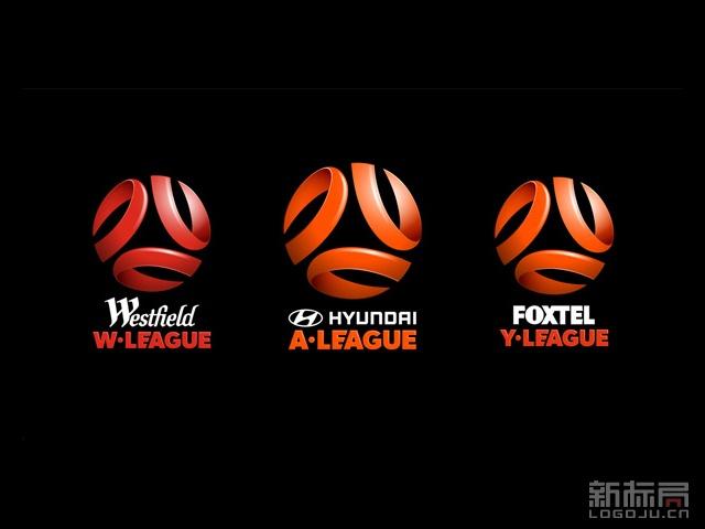 澳大利亚足球联赛新标志LOGO发布