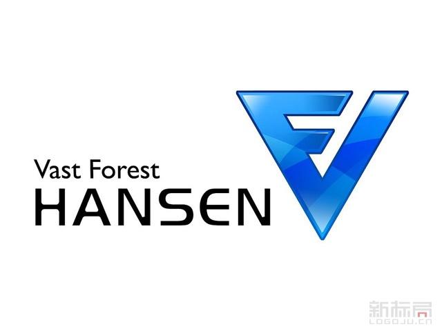 hansen cast forest 标志logo