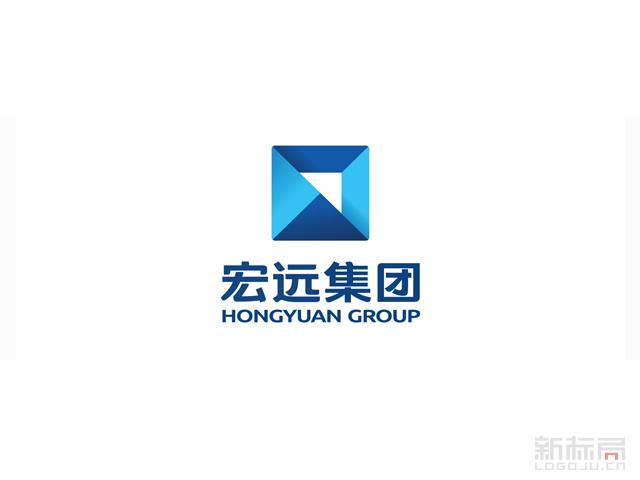 宏远控股集团有限公司标志logo