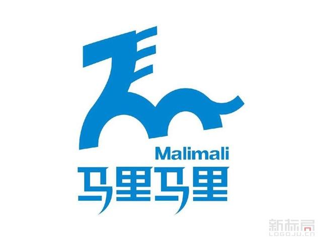 北京马里马里网络科技餐饮企业B2B平台一站式服务商标志logo