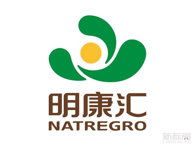 明康汇海亮集团旗下生态农业品牌标志logo