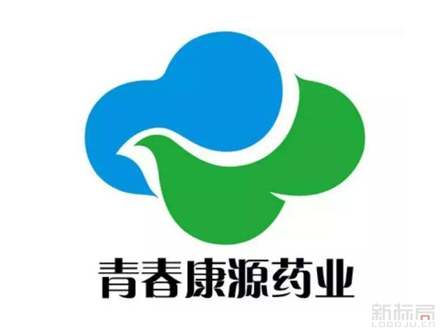 江西青春康源药业有限公司标志logo