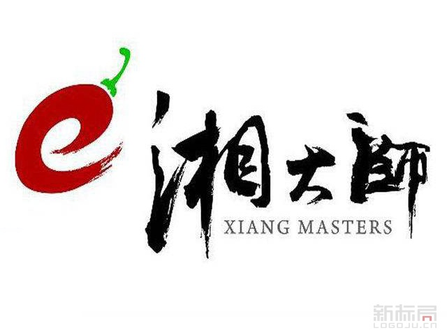 湘大帅湘菜馆标志logo