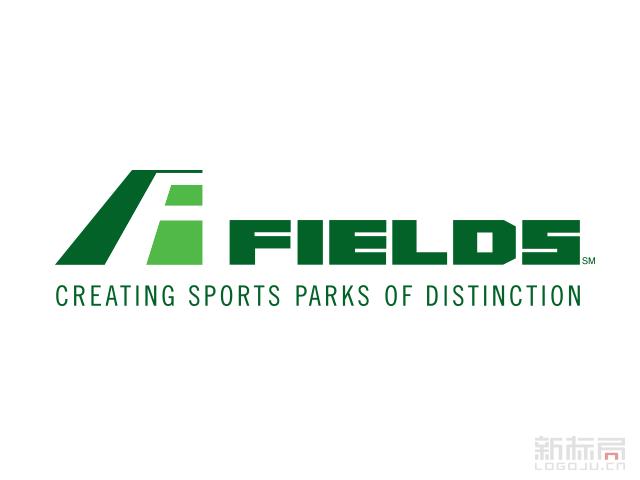 FIELDS运动公园标志logo