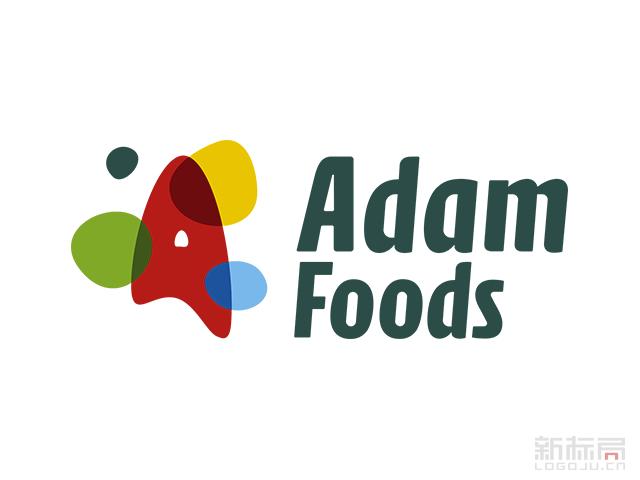 欧洲休闲食品巨头Adam Foods标志logo