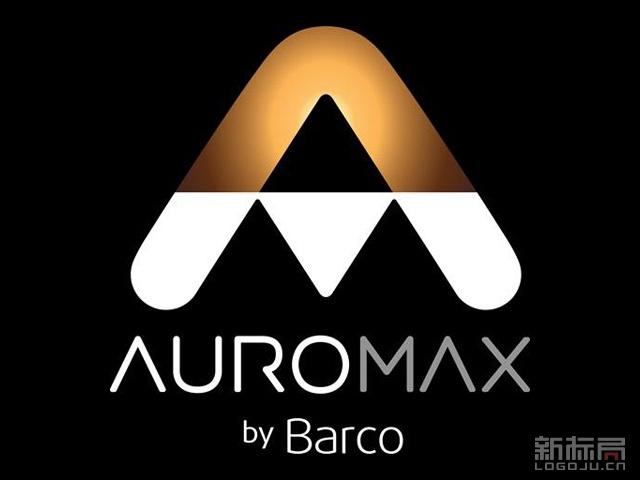 声音格式AuroMax标志logo
