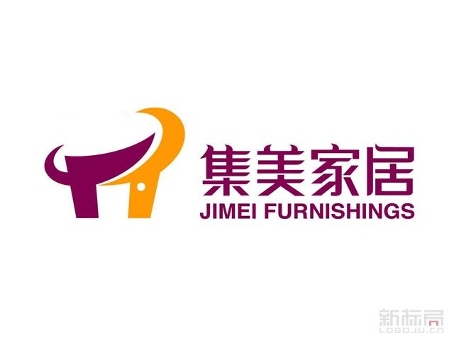 北京集美家居标志logo