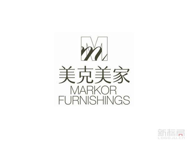 美克美家家居品牌logo