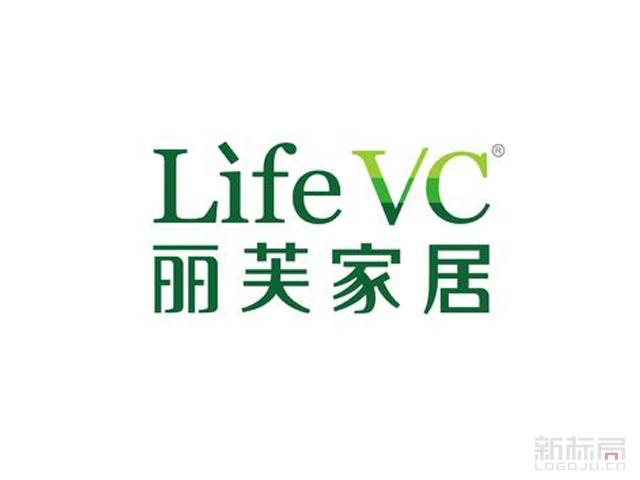 丽芙家居品牌标志logo