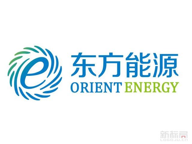 东方能源工程技术标志logo