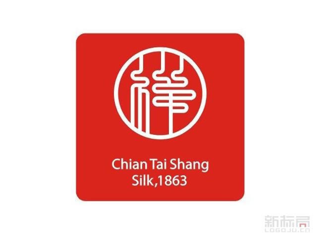 ChianTaiShang川台上旅游标志logo