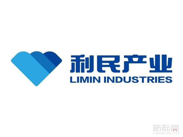 利民产业标志logo