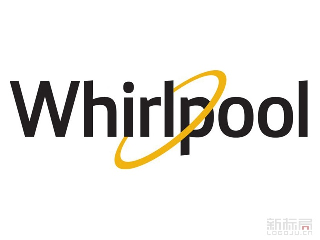 美国惠而浦Whirlpool电器品牌标志logo