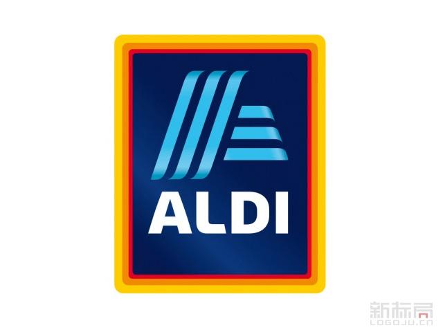 德国最大连锁超市阿尔迪ALDI标志logo