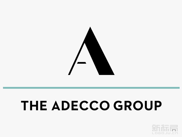全球最大人力资源集团-德科Adecco新标志logo