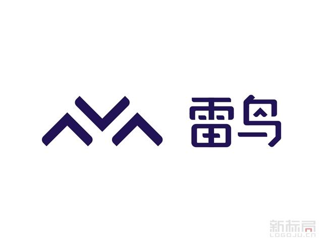 TCL全新互联网电视品牌雷鸟FFALCON标志logo