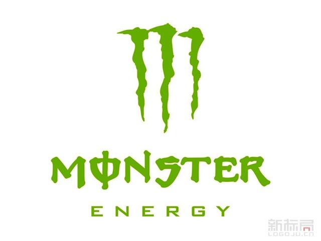 MONSTER怪物高能饮料标志logo