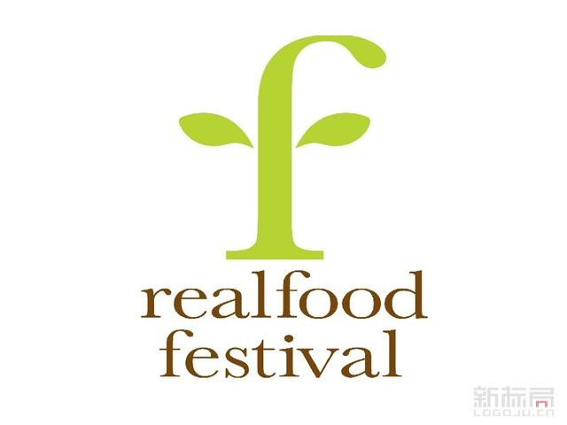 澳大利亚realfood festival食品标志logo