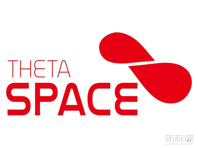 希佰世theta space鞋品百货标志logo