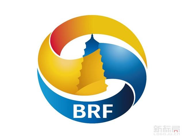 """""""一带一路""""国际合作高峰论坛标志logo"""