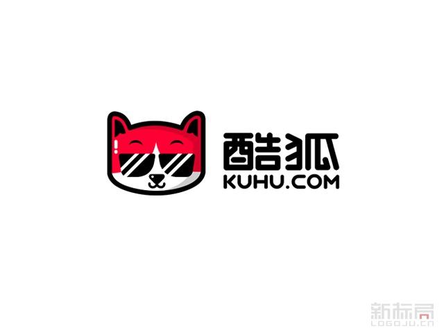 互联网品牌酷狐KUHU.COM标志logo