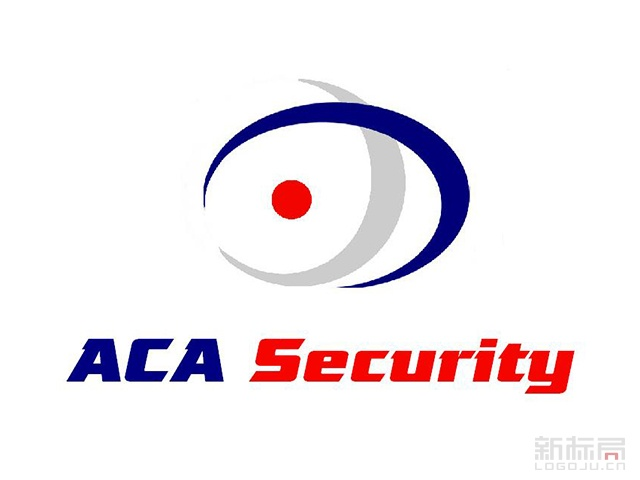 aca security标志logo