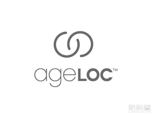 ageLOC标志系NU SKIN 如新集团旗下spa产品标志logo