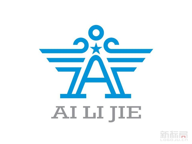 AI LI JIE标志logo