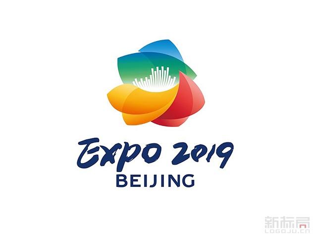 2019北京世界园艺博览会标志logo