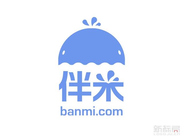 伴米网北京吹米科技有限公司旗下旅游app标志logo2