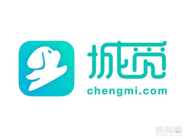 城觅吃喝玩乐城市生活app标志logo