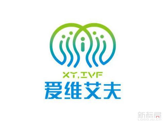 天津爱维(不孕症)医院标志logo